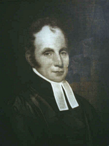Rev George Barrs