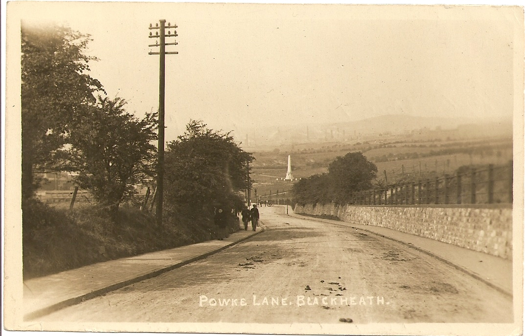Powke Lane, Blackheath