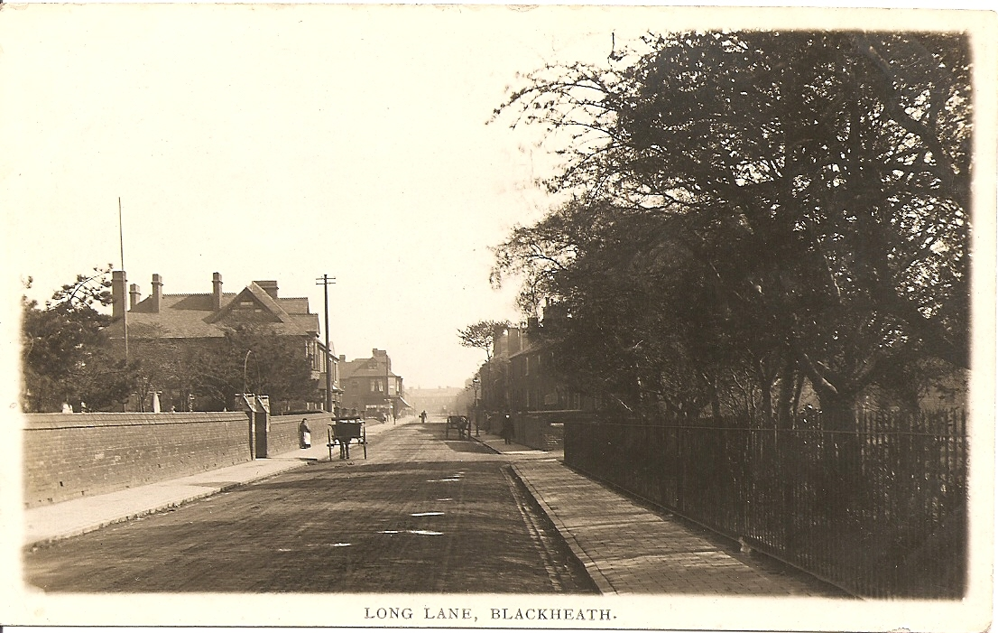 Long Lane, Blackheath