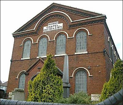 Providence strict baptist chapel